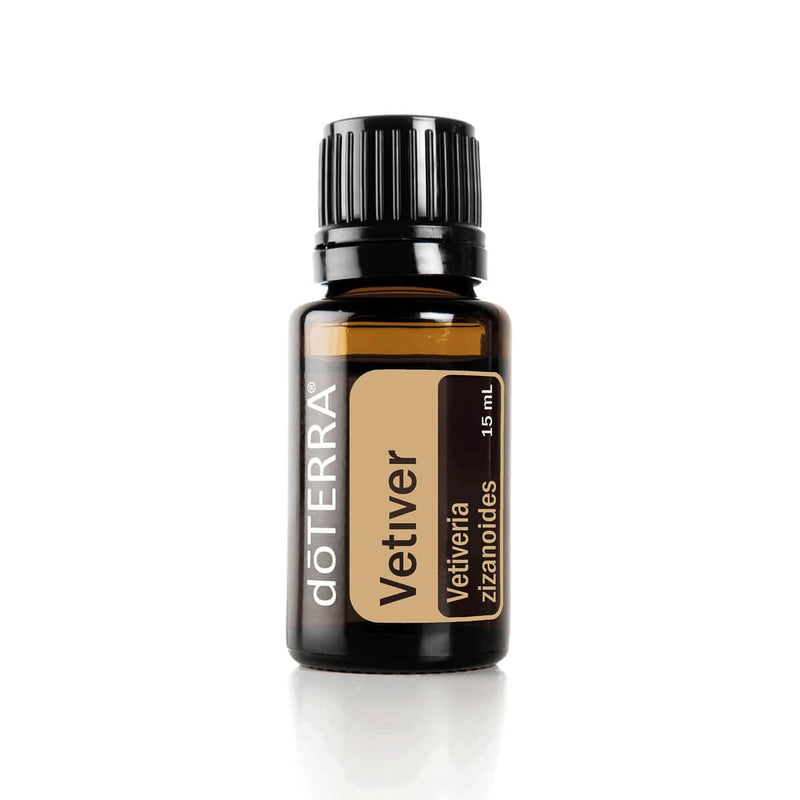 doTERRA Vetiver 15ml - Hidden Valley Co