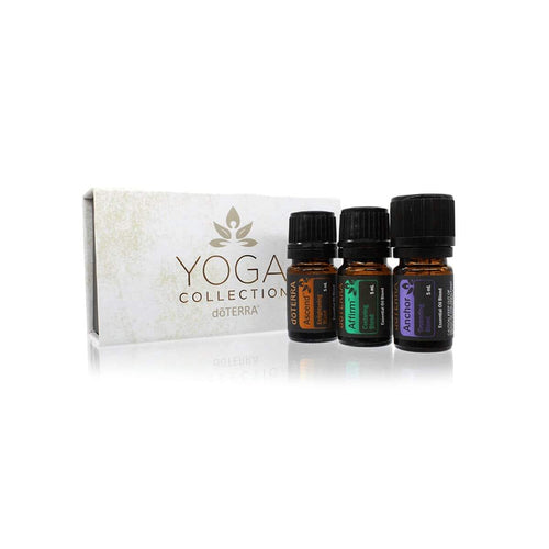 doTERRA Yoga Collection + Membership - Hidden Valley Co