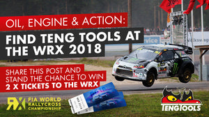Win tickets to WRX Cape Town 2018!