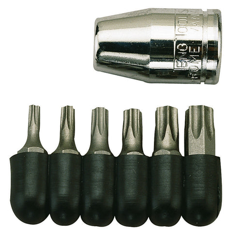7PC Tx Bit Set 3/8''