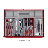 555 Piece Roller Cab Tool Kit