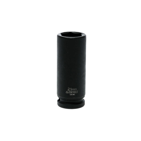 "1/2"" Drive Deep Impact Socket 21MM"