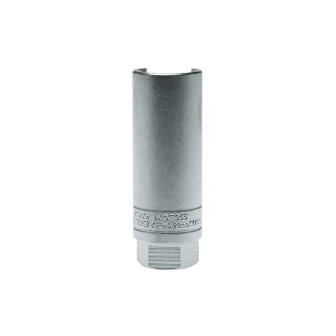 "3/8"" Drive Oxygen Sensor Socket 22MM"