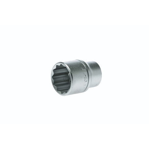 1/2inch Drive AF 12 Point Socket 1inch