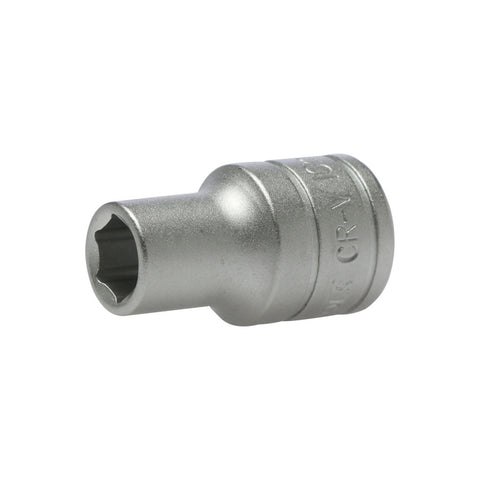 1/2inch Drive 6 Point Socket 10mm