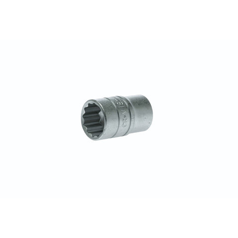 1/2inch Drive 12 Point Socket 18mm