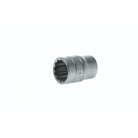 1/2inch Drive 12 Point Socket 19mm