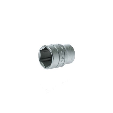 1/2inch Drive 6 Point Socket 23mm