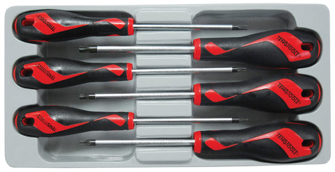6PC Screwdriver Tx Set