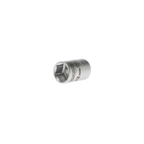 3/8'' Drive Stainless Steel Socket 12mm