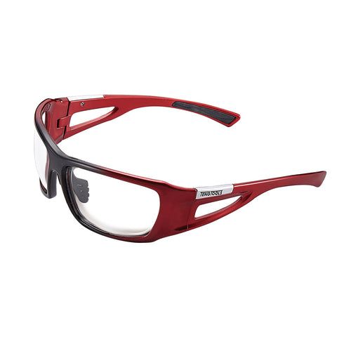 Safety Glasses (red)