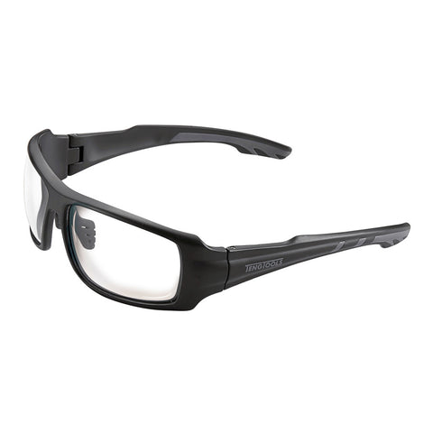 Safety Glasses (black/grey)