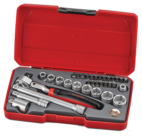 "34PC 3/8"" Drive Socket Set"