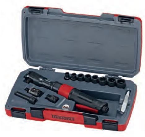 "3/8"" Drive Air Ratchet Set (Pneumatic)"