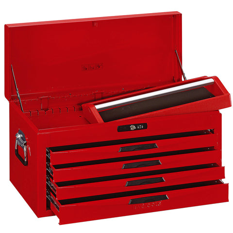 4 Drawer 8 Series Top Box With Ball Bearing Slides