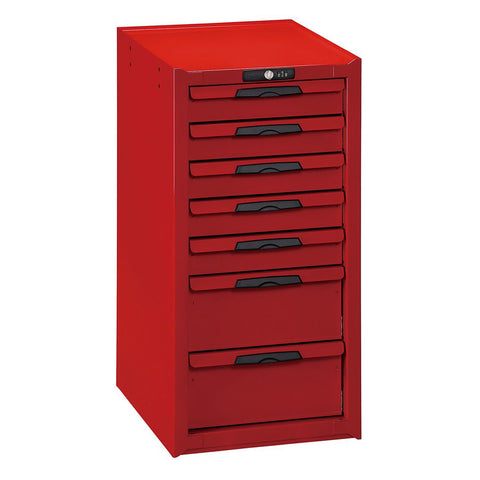 7 Drawer Side Cabinet
