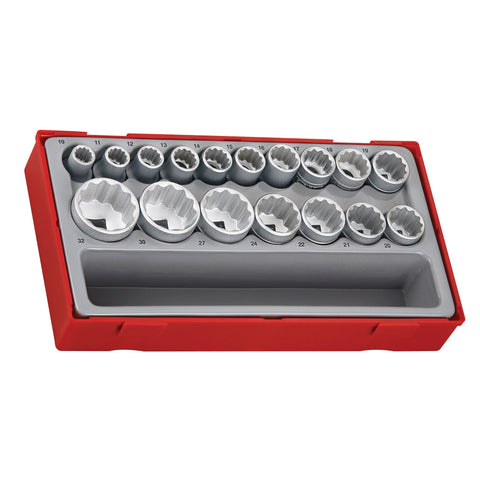 "1/2"" Drive Socket Set (12 Point)"