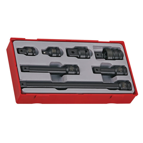 7PC 1/2inch Drive Impact Accessories Set