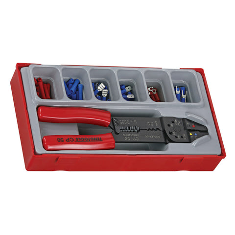 121PC Crimping Tool Tray