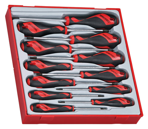 12PC Screwdriver Set Tx