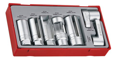 7PC Specialist Socket Set