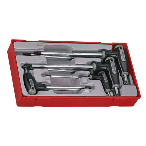 7PC T-Handle Tx/Tpx 10-40 Set
