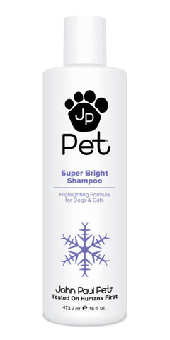 Jean Paul Pet Super Bright Shampoo 473,2ml