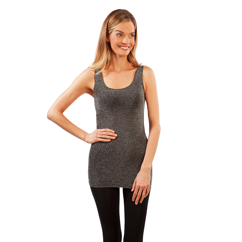 Lurex Sparkle Top