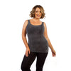 Plus Lurex Sparkle Tank