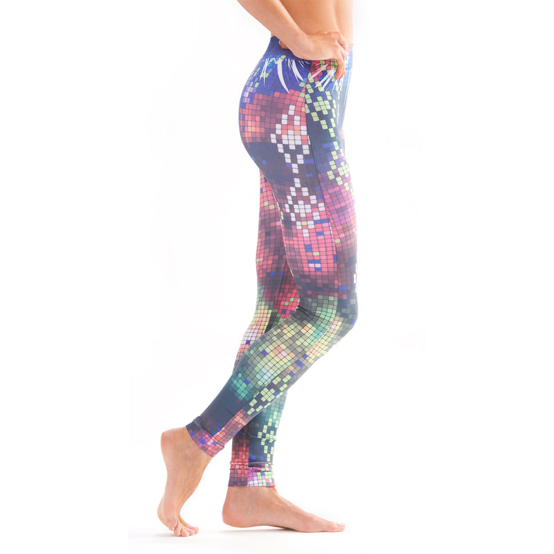 Digital Print Leggings
