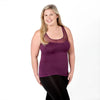 Plus Mesh Bodice Tank On Sale