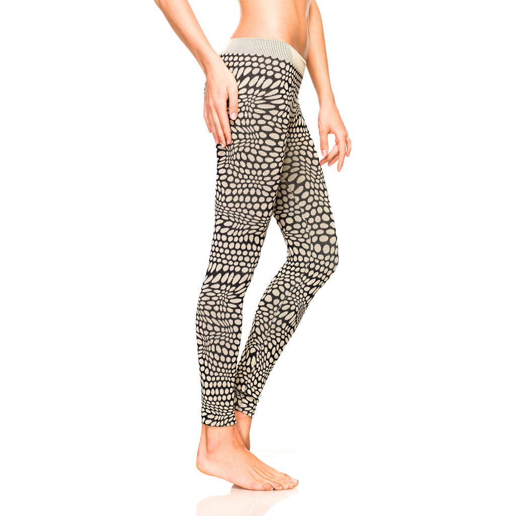 Pebble Print Leggings