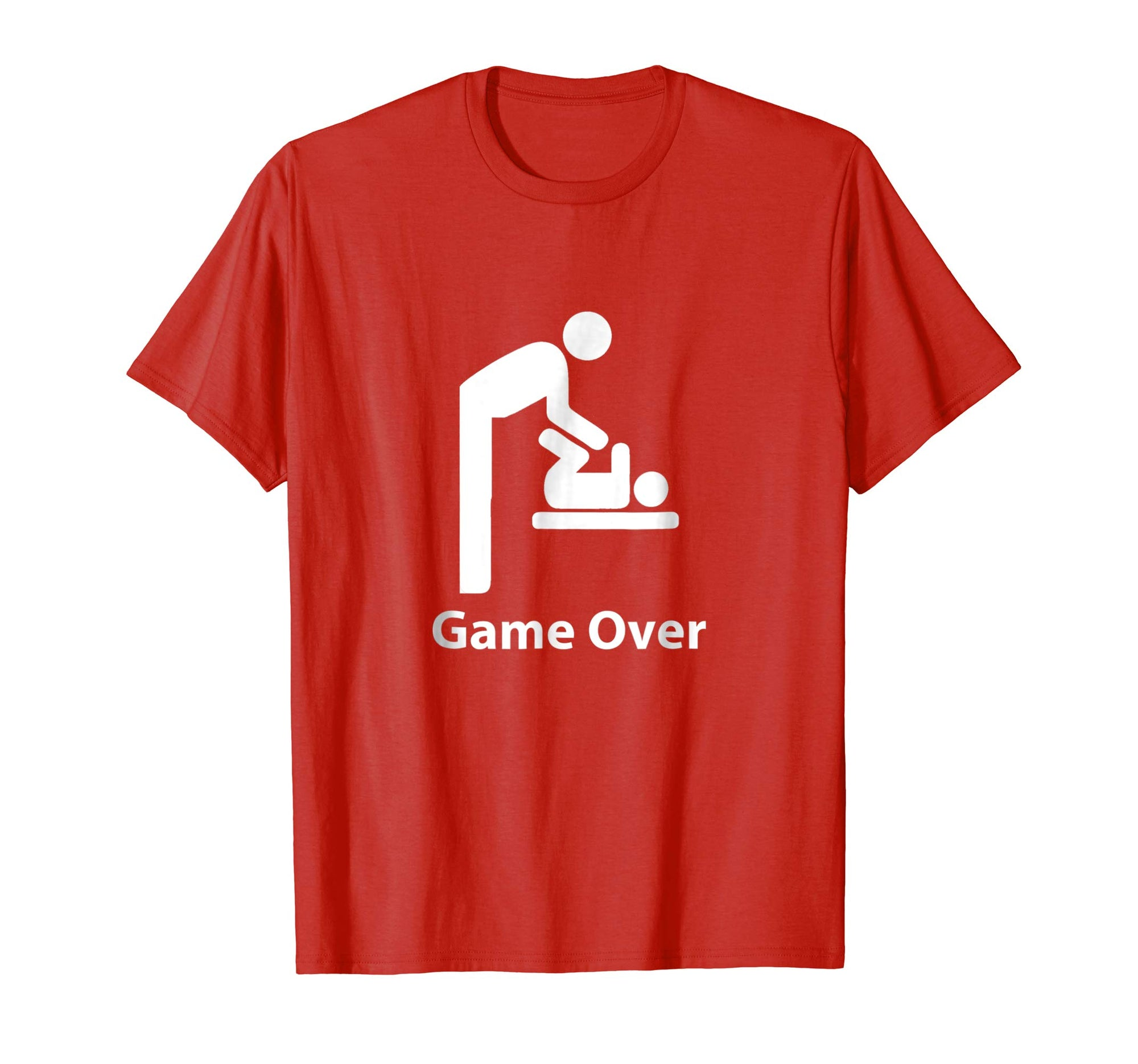 0d4c2294 Game Over T-Shirt Expectant Dads To Be Father's Day Gift - Bestielands