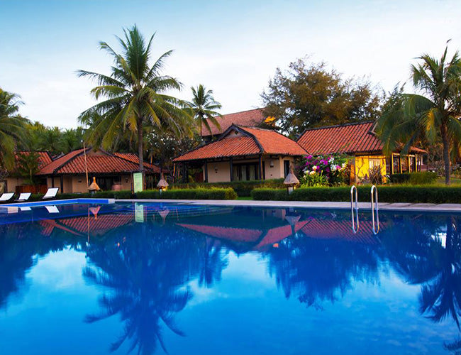 Goa-LA GULLS COURT– VAGATOR– 3* DELUXE NORTH GOA