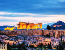 Athens Break-Greece