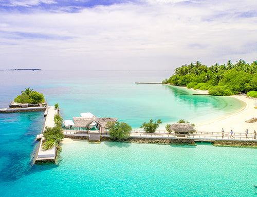 Bandos Island Resort-Maldives (Per Person)
