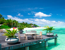 Paradise on Earth-Maldives