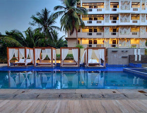 Goa-The Sea Horse Resort – 3* Deluxe North Goa