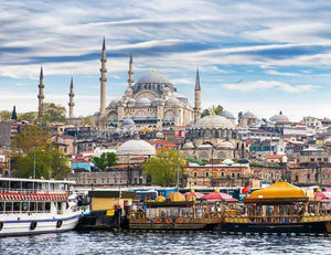 Exciting Istanbul-Turkey