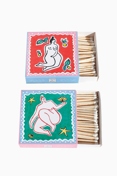 arkitaip Homeware Green/Red arkitaip x Laetitia Rouget Set of Matches