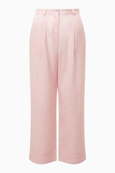 arkitaip Trousers The Wabi Linen Trousers in Candy