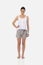 Sunshine Daisy Shorts - Grey
