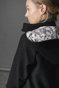 Everlasting Daisy Jacket - Black