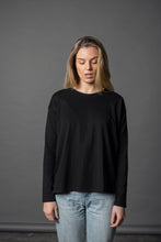 Delphinium Knit Top - Black