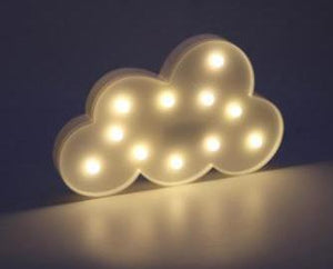 Veilleuse cloud