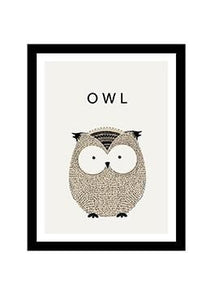 poster sweat owl
