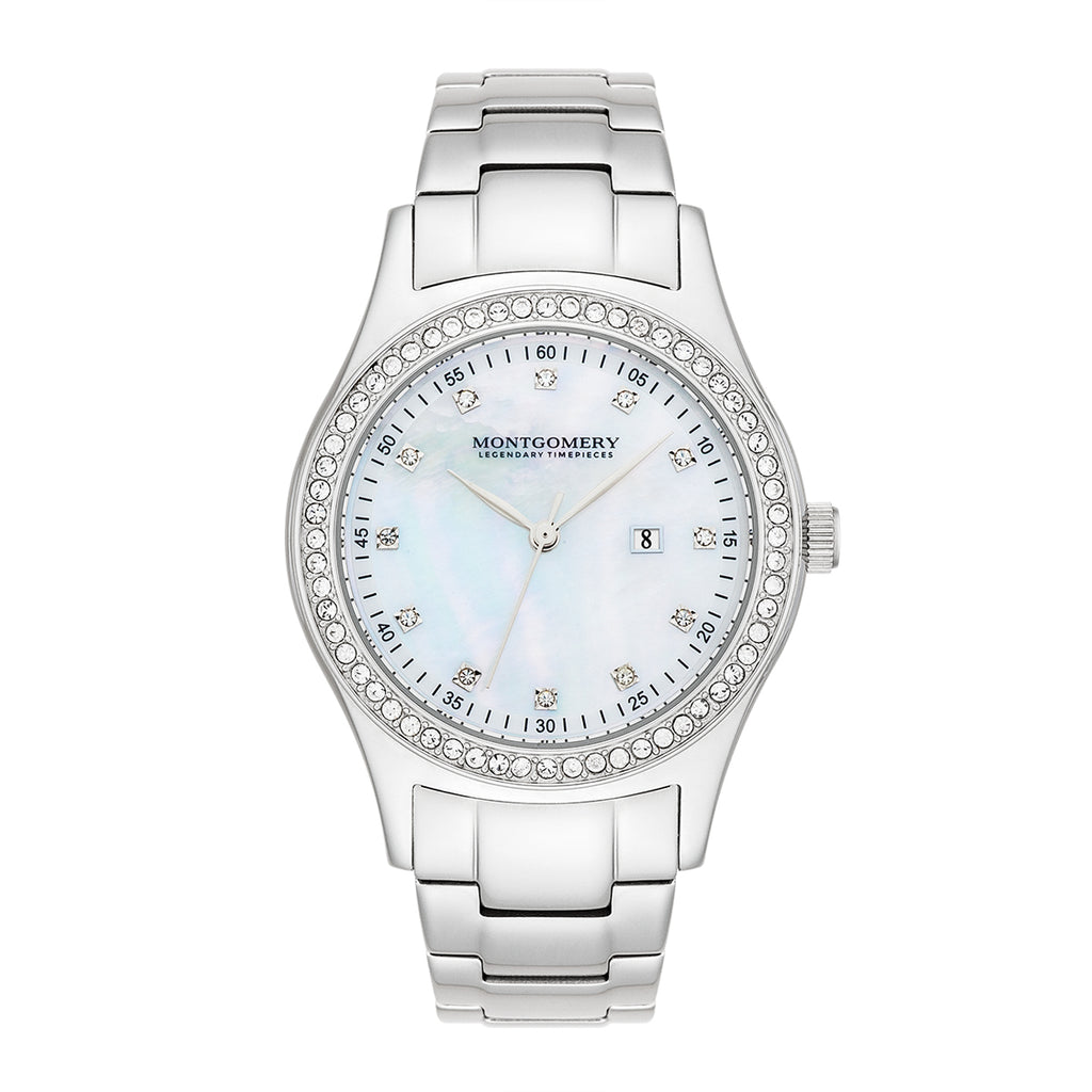with watches lady ladies watch milan dial white ceramic cirros diamond com pure mop amazon dp