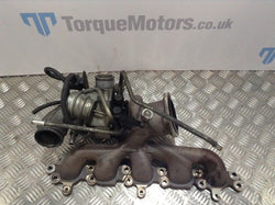 Ford Focus ST Mk2 Turbo And Manifold St225