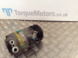 Vauxhall Astra Mk4 Coupe Gsi Turbo Zafira Air Conditioning Pump Air Con NX CODE