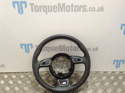 2015 Audi A1 S-Line 1.4 TFSI Multi-Function Steering Wheel